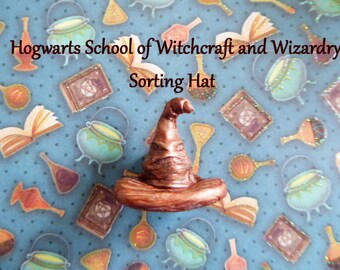 Wizard Hat Witch Silicone Mold Cake Tool Fondant Chocolate Candy DIY Cupcake Topper Decoration Polymer Clay Craft Halloween