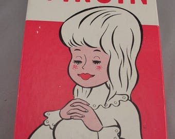 """1970s Gag Gift: """"To A Sweet Young Virgin"""" in Original Box"""