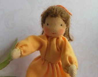 Dollhouse Miniature Doll Helene