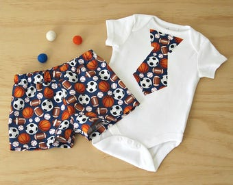 Boys sports clothing. Baby boys clothing set. Boys soccer set. Basketball clothing. Baby football clothes. Boys sports tie. Baseball clothes