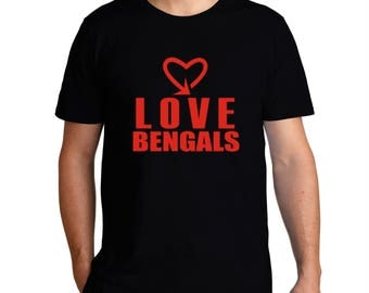 Love Bengals Cool Style T-Shirt