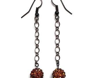 Solar Energy earrings