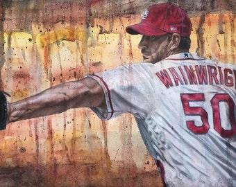 Adam Wainwright PRINTS