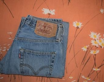 Vintage LEVI'S 501 high waist jeans Sz 27