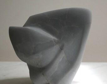 abstract sculpture etsy. Black Bedroom Furniture Sets. Home Design Ideas