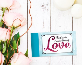 The Couples Coupon Book of Love