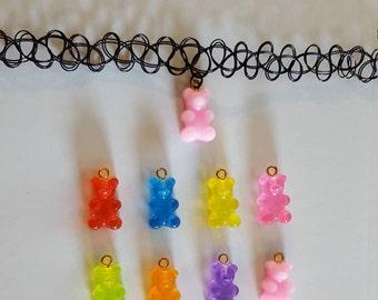 Choker: Gummy Bear