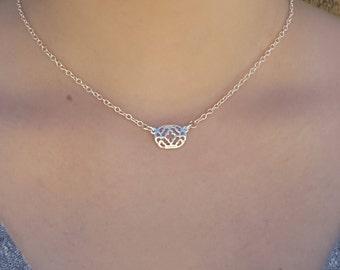 Delicate Filigree Necklace