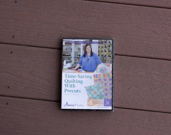 Time-Saving Quilting with Precuts DVD