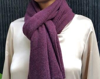 Armani Exchange wool scarf