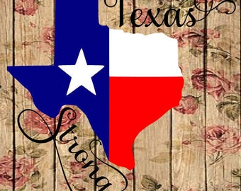 Texas Strong SVG - Profits for charity