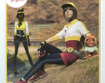 8410 Simplicity - Costume - Pokemon Go Trainer - NEW sewing pattern - Cosplay