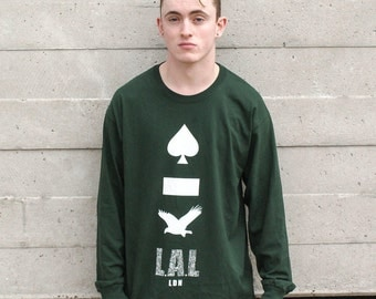 4 Concepts Green Long-Sleeve by 'Labels Are Limitations'