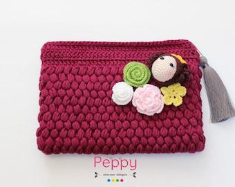 Handmade Amigurumi Handbags