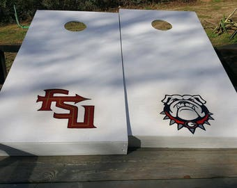 Made to order corn hole boards
