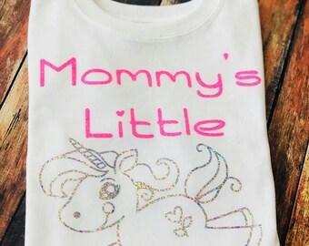 Mommy's little unicorn