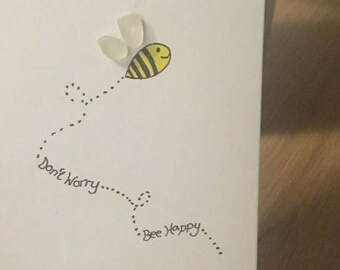 Don't Worry.... Bee Happy Gift Card