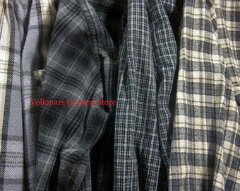 Women's Vintage Flannel Shirts Oversize Flannels Boyfriend Shirts Hipster Look Better Than A Jacket Over A T Spring Summer Fall & Winter