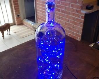 Absolute 4, 5l VODKA bottle