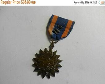 Summer Sale Vintage Vietnam War era Air Medal Decoration