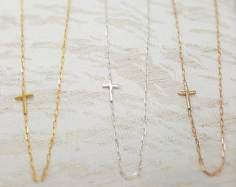 Cross pendant. Love Loco. Made in Silver. Minijewelry