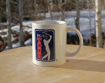 PGA Tour Mug Professional Golfers Association