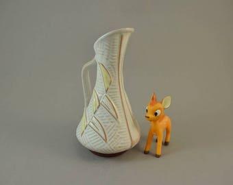 Vintage vase made by Carstens Tönnieshof / 821 16 / Decor Attika   West German Pottery   50s