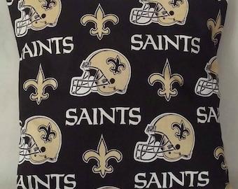 Saints 16X16 pillow cover