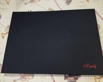 Photo Album 21 x 30 cm-Family