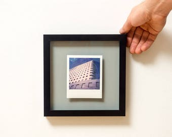 Aluminum Distance Frame for Classic Instant Pictures (Polaroid & Impossible Project)