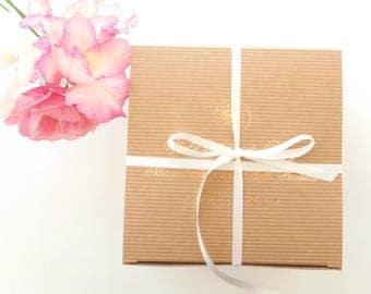 Spa Gift Set,  Valentine's  Gift Set for Valentine's Day, Soap Set, Gift for Her, Natural Skin care, Sensitive Skin, Gift for Girlfriend