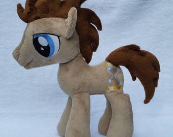 Dr. Whooves Plushie