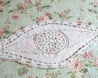 Doily lace Crochet N ° 2