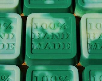 20 x Handmade Soaps - Coconut & Lime