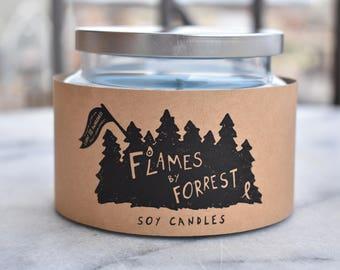 Blue Spruce Getaway 8oz Candle