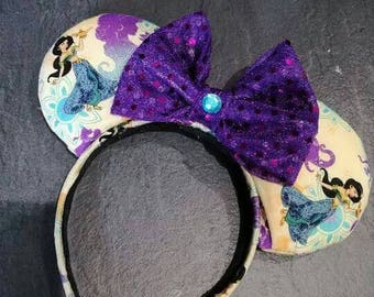Princess Jasmine Ears / Minnie Ears