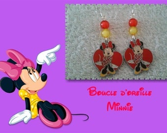 Minnie earring