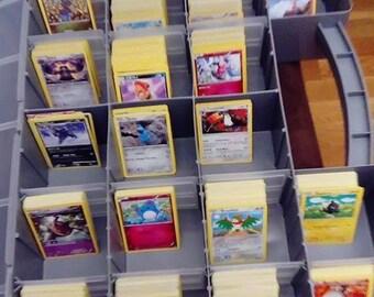 100 cartes Pokémon