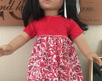 """18 """" Doll Dress"""