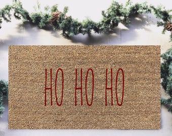 Ho Ho Ho|Doormats