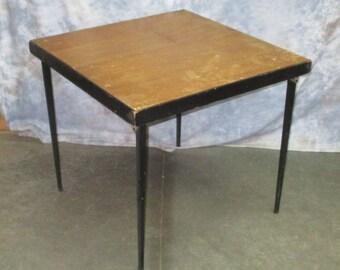 Folding Wooden Singer Table For Singer Portable Sewing Machine Vintage C