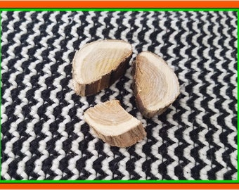 Tatarian Honeysuckle Wood Pieces