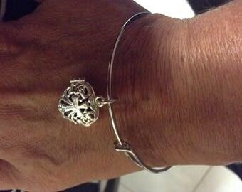GodScent Fragrance Locket Bracelet