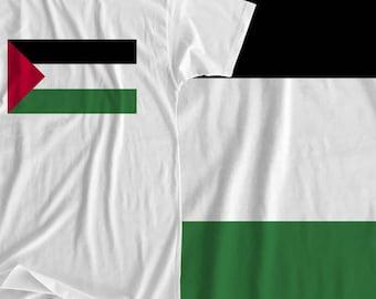 Palestine - Flag - Iron On Transfer