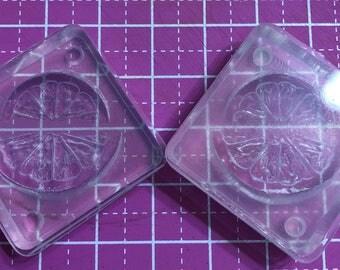 3D Orange/Lemon Miniature Mold (New)
