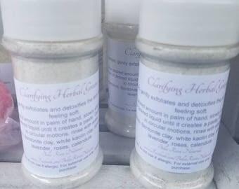 Clarifying Herbal Grains