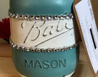 Mason Jar Soy Candle - 16 oz. - Handmade, Natural Soy Wax, Scented Candles, Gift for Her, Birthday Gift, Party favor, Personalized Candles,