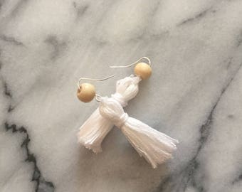 Tassel Earrings - The Lacie Tassel