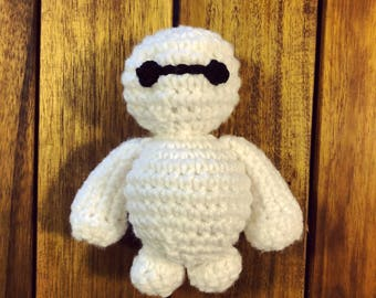 Crochet Baymax