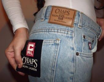 deadstock chaps RL jeans